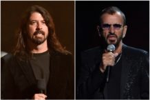 Dave Grohl and Ringo Starr Discuss Kurt Cobain and John Lennon