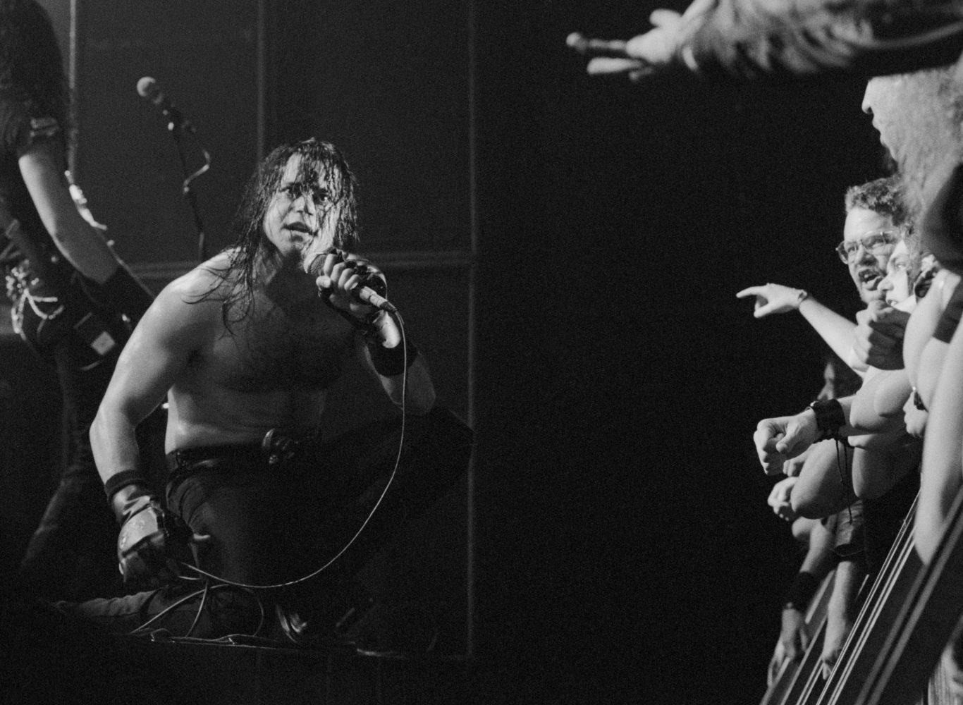 Glenn Danzig: Our 1991 Cover Story