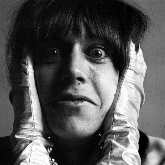 Portrait Of Iggy Pop