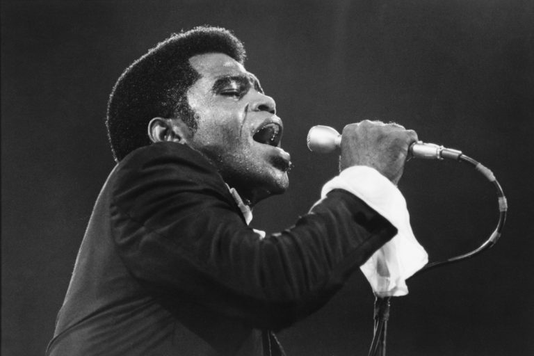 James Brown at Madison Square Garden