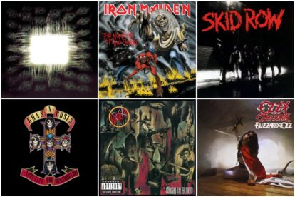 Best Metal Albums 2021 40 Greatest Metal Albums of All Time | SPIN