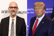 Moby Helped Congress' Investigation of Donald Trump and Deutsche Bank