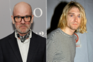 """R.E.M. Strip Down Their Kurt Cobain Tribute """"Let Me In"""" With a New Remix"""