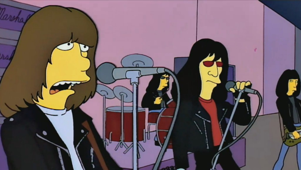 The Simpsons Best Musician Cameos Spin