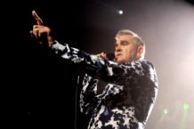 Morrissey Sells Autographed Copies of Lou Reed and Bowie Albums