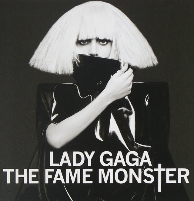 Lady Gaga Fame Monster cover