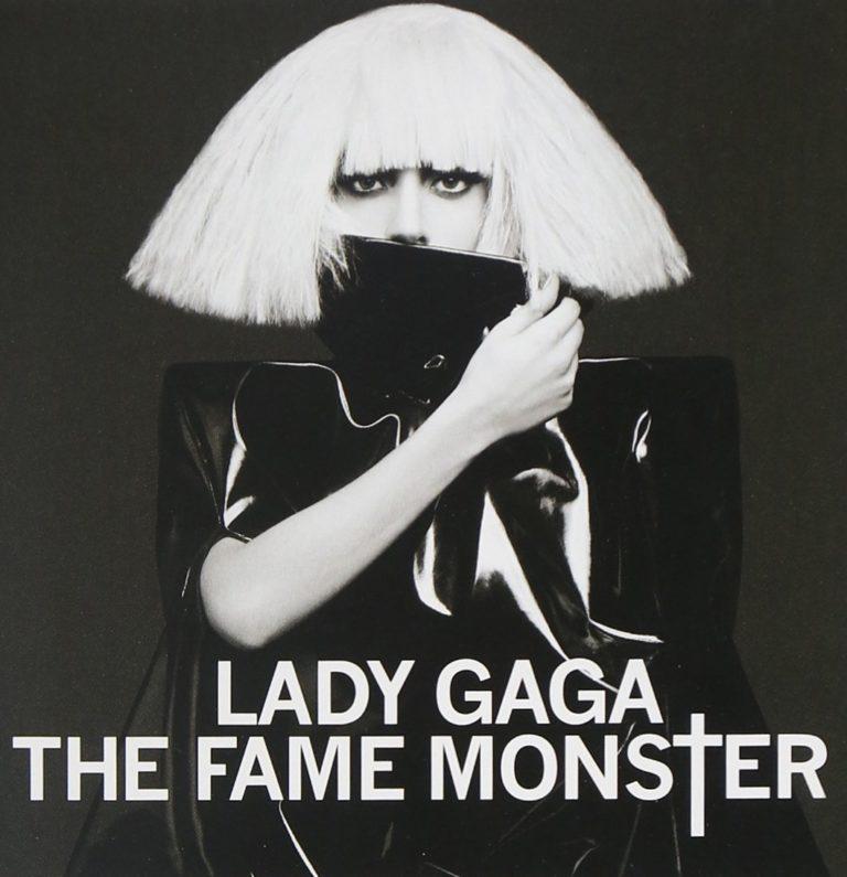 Lady Gaga Fame Monster cover
