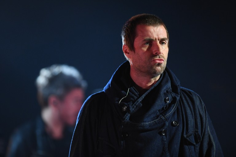 Liam Gallagher at the 2019 MTV EMAs