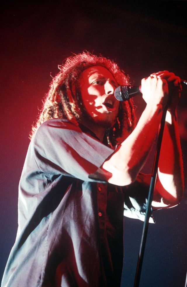Rage Against The Machine, Performing At The Wembley Arena, London, Britain - 2000