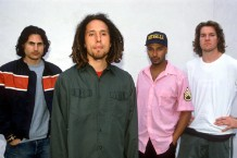 Rage Against The Machine Studio Portraits - 1999
