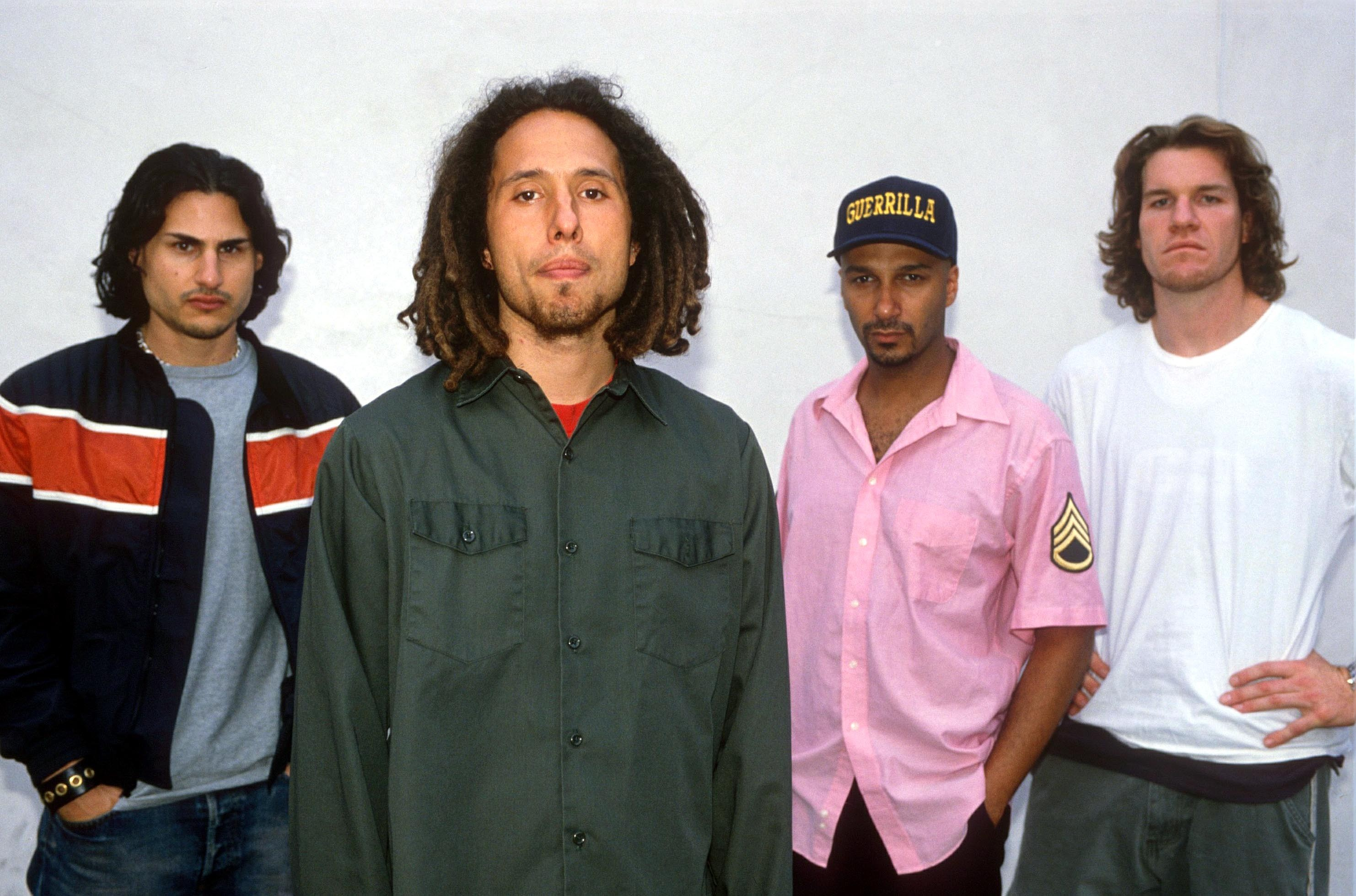 Enemies of the State: Rage Against the Machine Strike Back