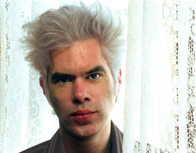 Director Jim Jarmusch of movies Stranger Than Paradise and Dead Man.