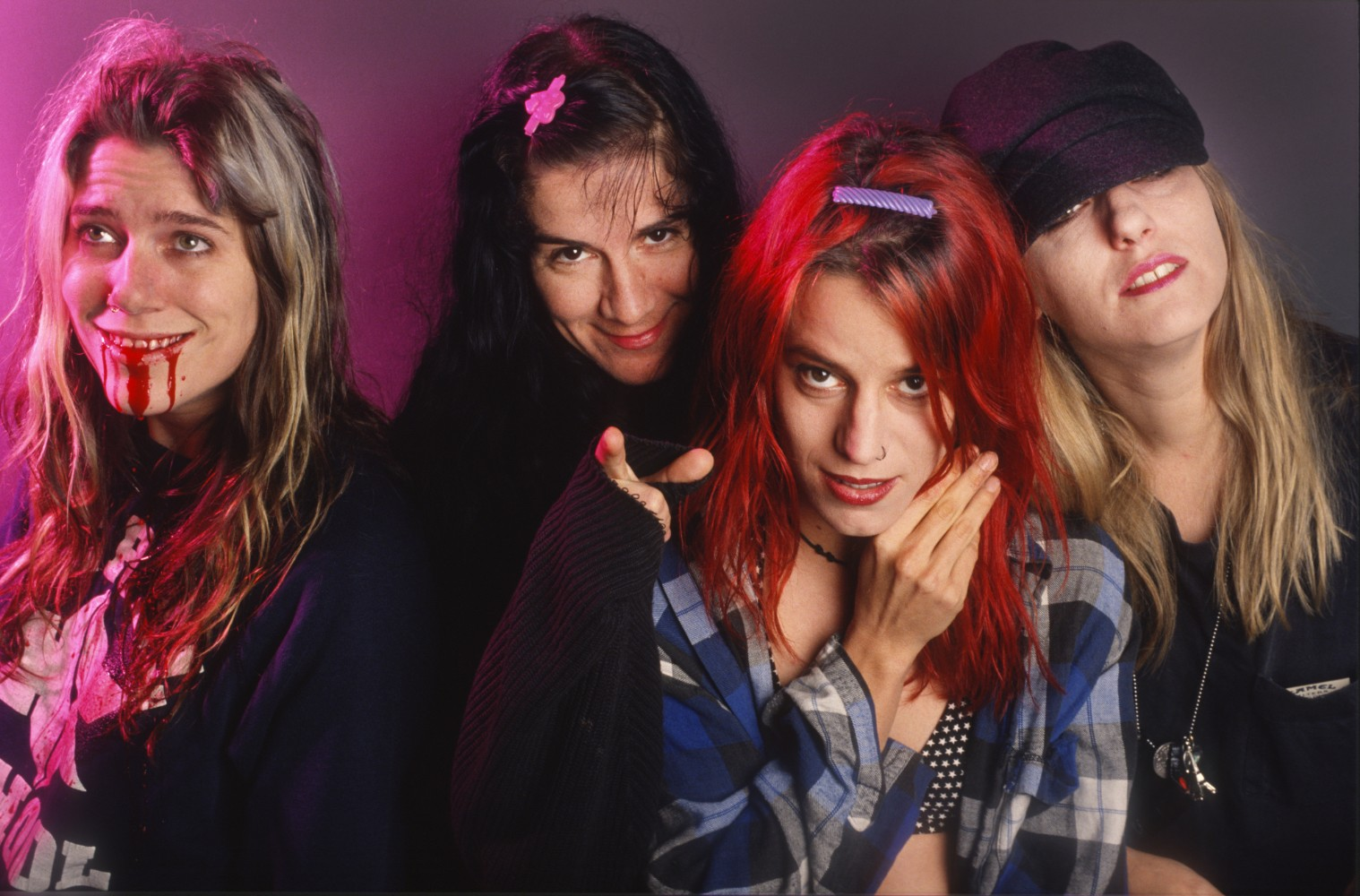 L7: Our 1993 Cover Story