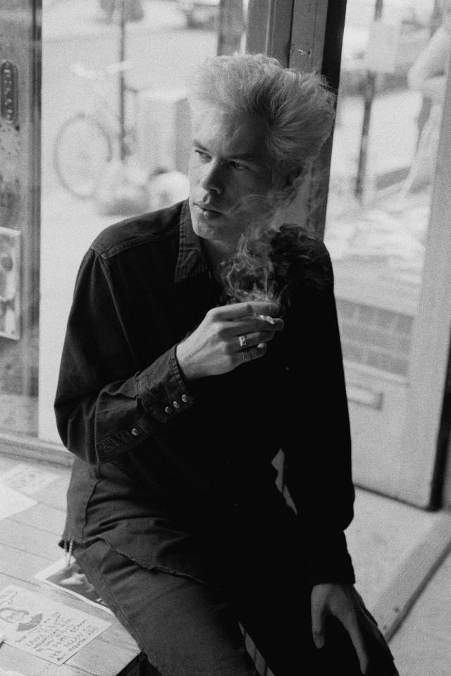 Jim Jarmusch Portrait Session