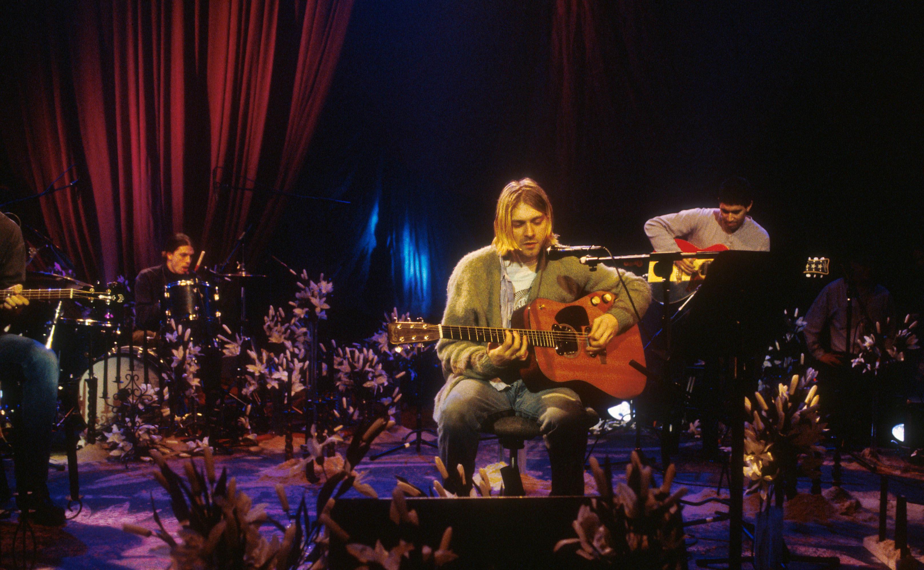 Nirvana MTV Unplugged in NY 1993
