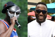 Hannibal Buress Fools Crowd as MF Doom Imposter at Adult Swim Festival