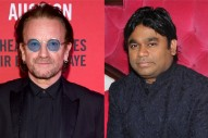 "U2 Can't Help But Sound Like Themselves on Indian-Inspired New Single ""Ahimsa"""