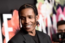 ASAP Rocky to Return to Sweden