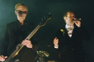 Bauhaus Make Triumphant Return After 13 Years, on the Heels of Peter Murphy's Heart Attack