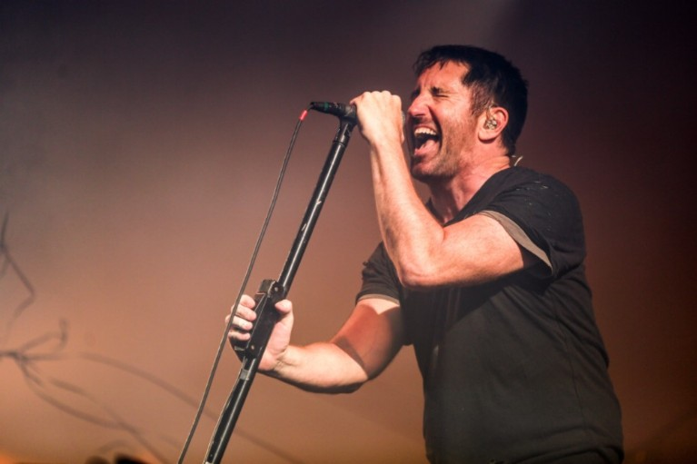 Trent Reznor Reflects on the Making of 'Pretty Hate Machine'