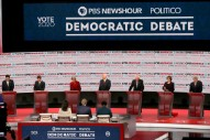 Who Won the Last Democratic Presidential Debate of 2019?