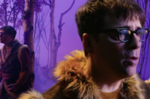 weezer-kristen-bell-Lost-in-the-Woods-frozen-2-video-watch