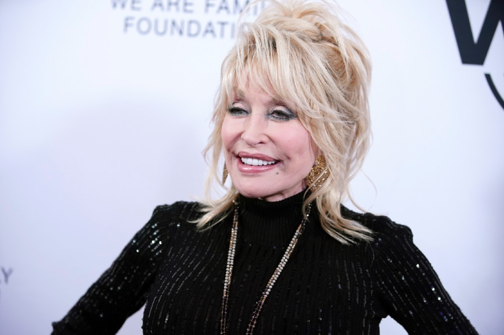 TN Lawmaker Proposes Replacing Bust of KKK Founder with Dolly Parton