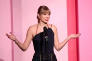 "Taylor Swift Takes Aim at Scooter Braun and ""Toxic Male Privilege"" in <i>Billboard</i> Woman of the Decade Speech"