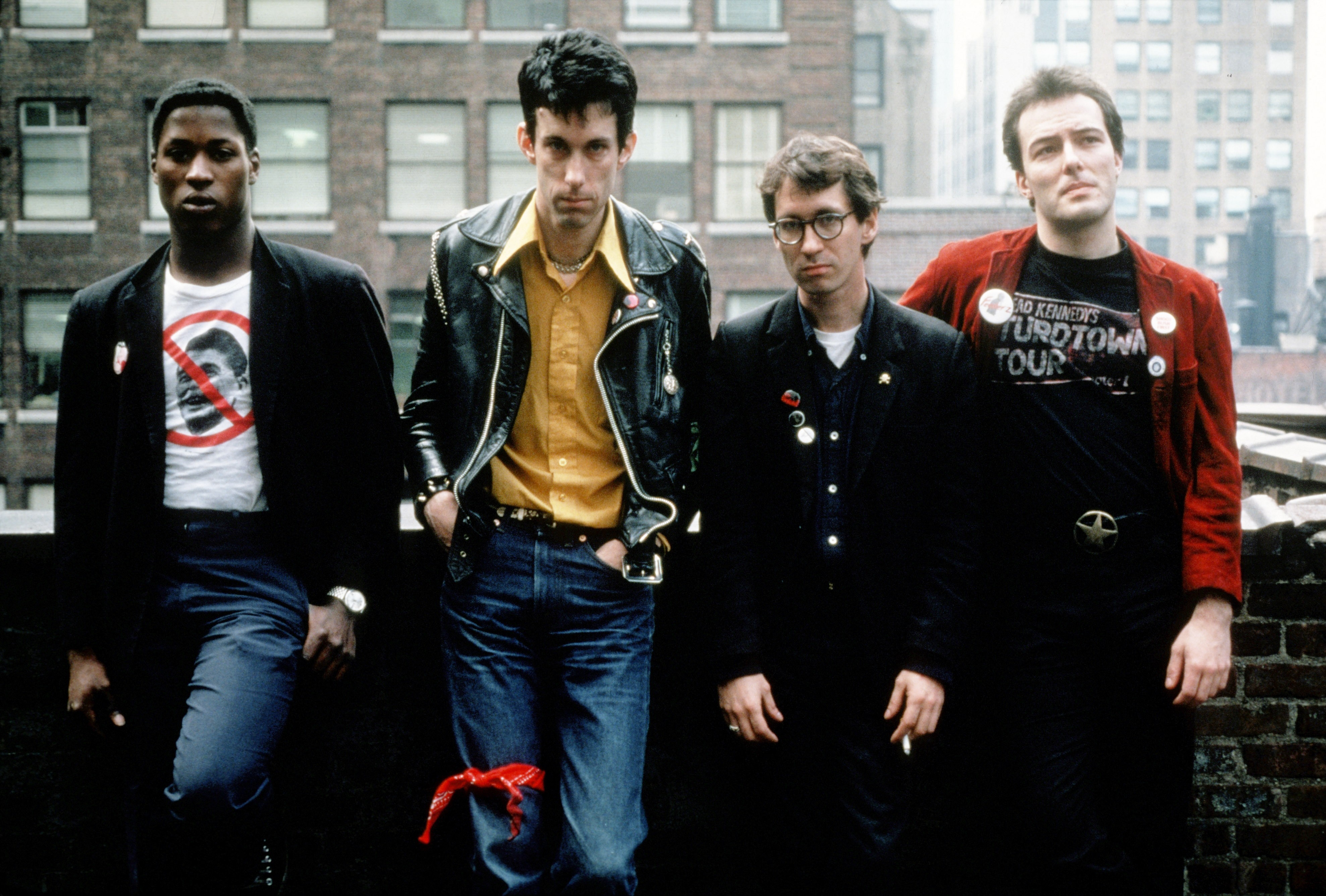 Dead Kennedys: Our 1986 Interview with Jello Biafra