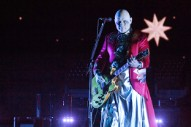 "Billy Corgan: New Smashing Pumpkins Album Is ""Pretty Different"""