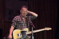 "Bruce Springsteen Performs Surprise ""Light of Day"" Benefit Set in Asbury Park"
