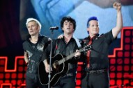 """Watch Green Day Perform """"Basket Case"""" and """"American Idiot"""" at Expletive-Ridden NHL All-Star Game Performance"""