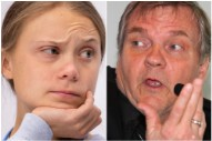 Greta Thunberg Outclasses Meat Loaf and His Ludicrous Climate Change Denialism