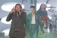 Dave Grohl and Perry Farrell Join Taylor Hawkins & The Coattail Riders on <i>Kimmel</i>