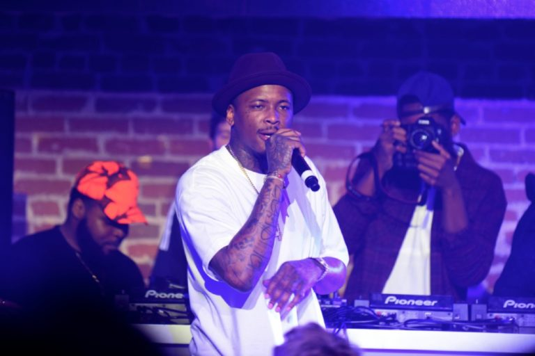 YG Arrested in Connection to Robbery