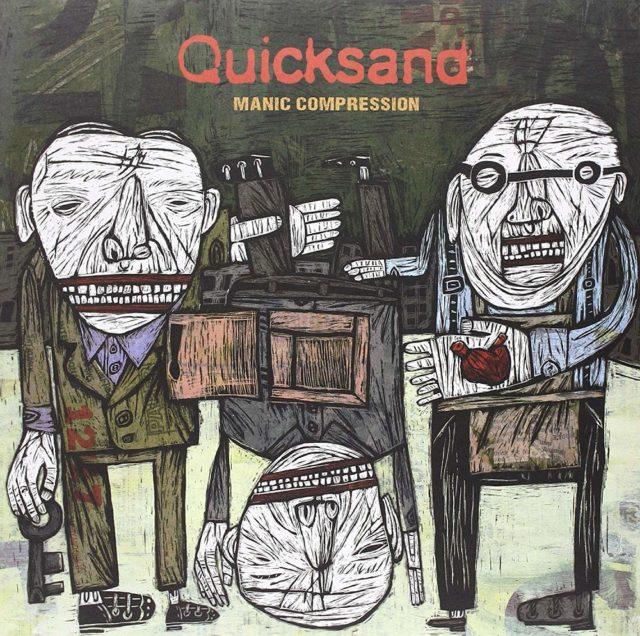 Quicksand Manic Compression cover
