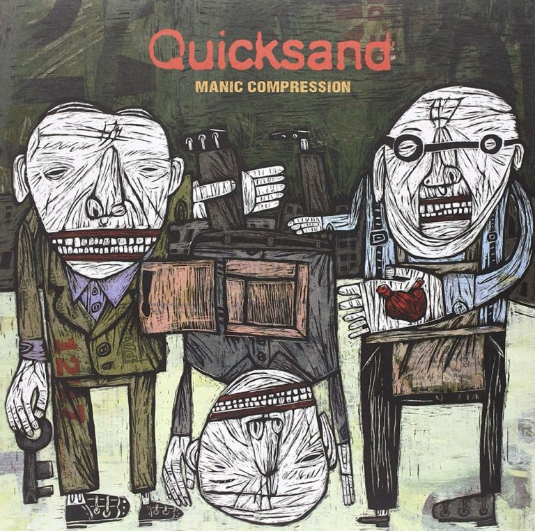 Quicksand Manic Compression cover