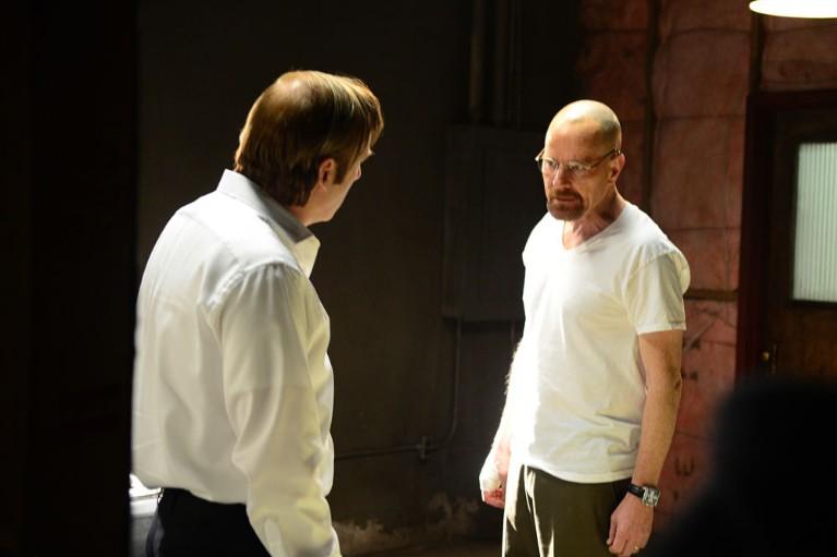 Saul Goodman Walter White Breaking Bad
