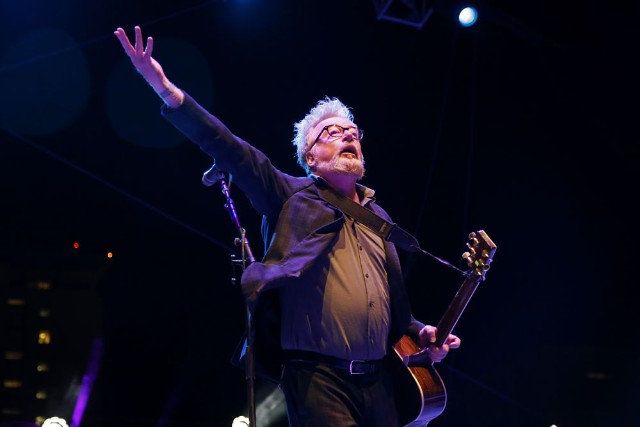 Flogging Molly, The Devil Makes Three And Le Butcherettes In Concert - Las Vegas, NV