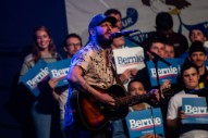 Bon Iver Performs New Song at Bernie Sanders Digital Event