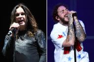 Ozzy Osbourne and Post Malone Join Forces on 'It's a Raid'