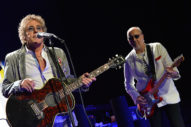 "The Who Debut ""Break the News"" and ""She Rocked My World"" at London Club"