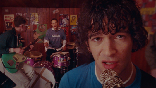 """The 1975 """"Me & You Together Song"""" Video shot"""