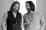 Peter Buck Joins Chris and Rich Robinson to Cover R.E.M.