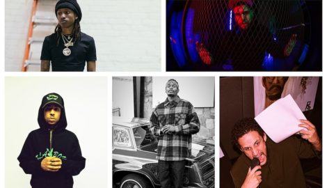 Blue Chips: This Month in New Hip-Hop