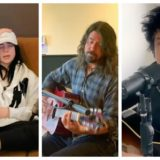 Dave Grohl, Billie Joe Armstrong and Billie Eilish Perform at iHeart Living Room Concert