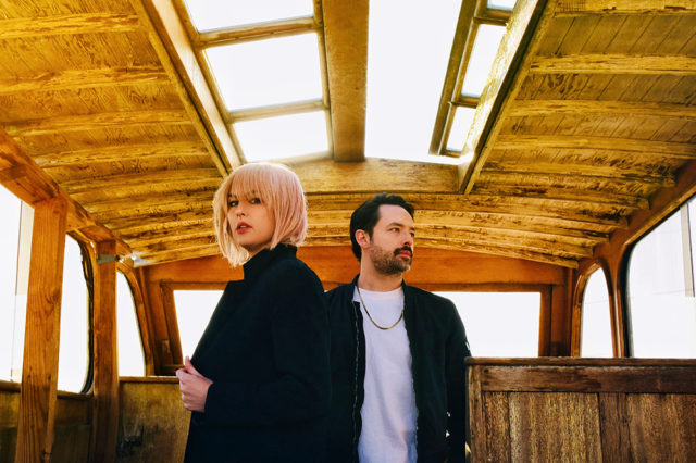 Phantogram 'Ceremony' 2020 Press Photo