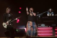 Guns N' Roses Perform <i> Use Your Illusion II</i> Song 'So Fine' for First Time Since 1993
