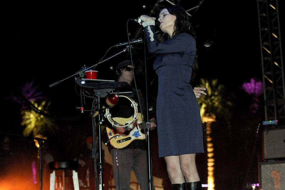 Mazzy Star 2012 Coachella Valley Music & Arts Festival - Day 1