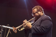 Wallace Roney At SummerStage